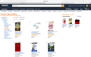 WAKE THE FUCK UP HITS NUMBER #1 BEST SELLER ON AMAZON.COM
