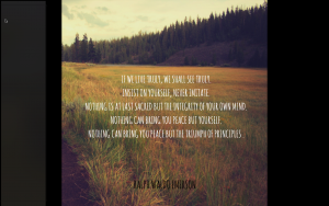 Blog - Ralph Waldo Emerson
